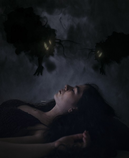 Sleep Paralysis by kbetart, 於 Flickr